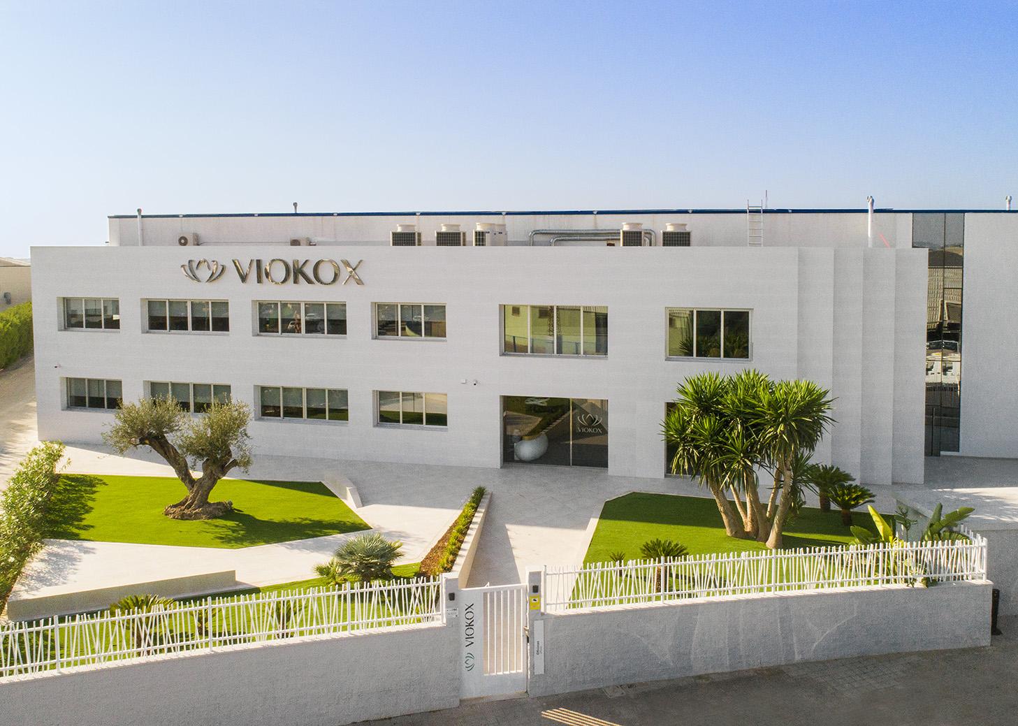 Fábrica Viokox