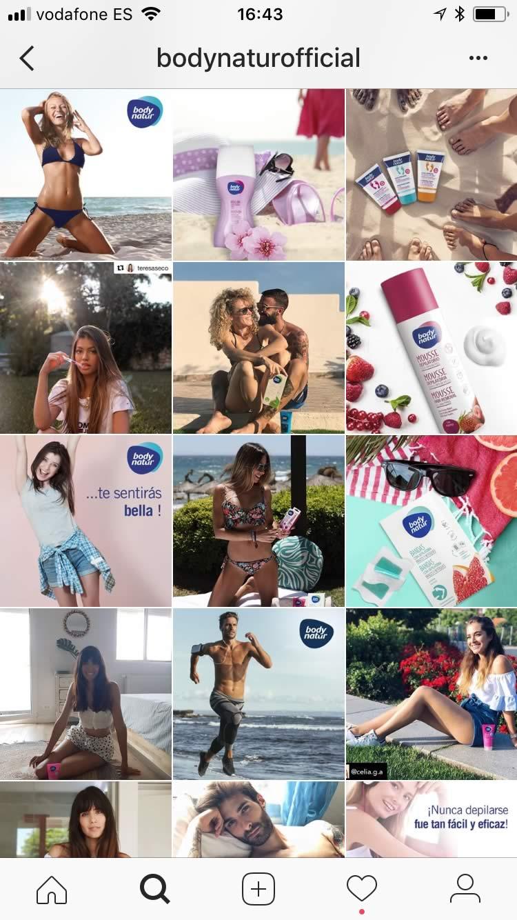 Instagram Body Natur Oficial